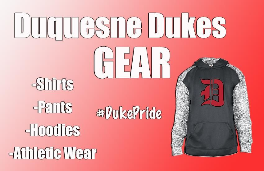 Duquesne Dukes Gear